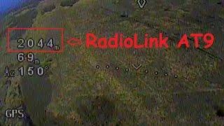 getlinkyoutube.com-RadioLink AT9 test range 2000m