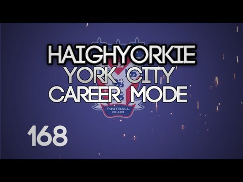Fifa 13 Career Mode - York City Part 168 - Swansea v York