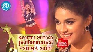 getlinkyoutube.com-Keerthi Suresh Amazing Dance@ SIIMA 2014, Malayalam