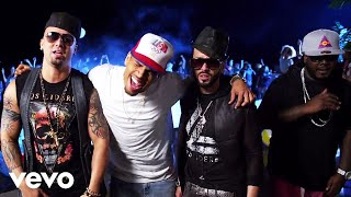 getlinkyoutube.com-Wisin & Yandel - Algo Me Gusta De Ti ft. Chris Brown, T-Pain