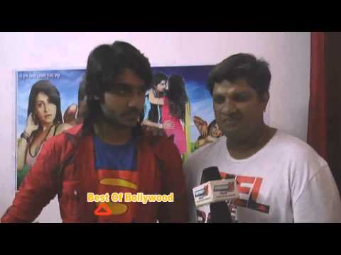 Mahurat Bhojpuri Film Sanam Bewafa Chintu With Co Star