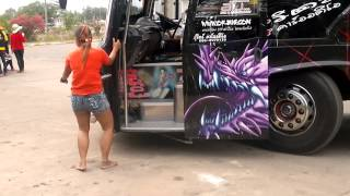 getlinkyoutube.com-รถบัสสมเกียรติสงกรานต์ที่สกล