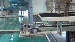 getlinkyoutube.com-Montgomery Dive Club Shows Off Dryland Training Center