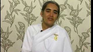getlinkyoutube.com-How to be Happy n Contentment - Sr Jayanti