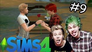 getlinkyoutube.com-The Sims 4 | The 5SOS Life #9: Muke Date Part 2/2 | KerryGames