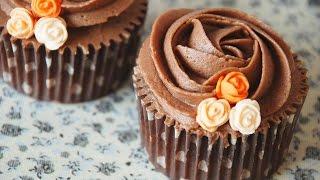 getlinkyoutube.com-Cupcakes de baileys   Quiero Cupcakes!