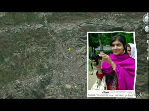 Malala's medical treatment journey
