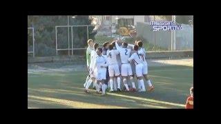 Torregrotta-Città di Messina 5-0 (Promozione 23^ giornata)