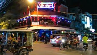 getlinkyoutube.com-Red Light Street in Phnom Penh - Walk Around - 2015