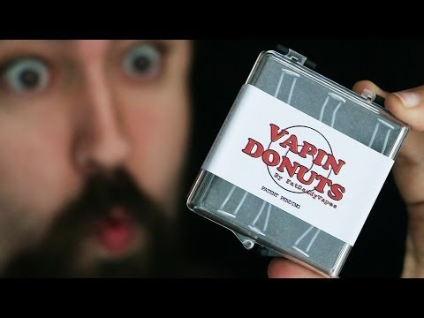 Vapin Donuts by FattDaddyVapes - revision