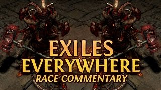 getlinkyoutube.com-Path of Exile: EXILES EVERYWHERE Race Commentary - The Best Race in PoE? (Shadow)
