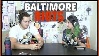 getlinkyoutube.com-Podcast #38 - The Baltimore Riots