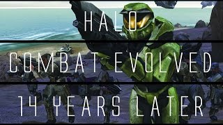 Halo Combat Evolved... 14 Years Later