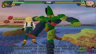 getlinkyoutube.com-Dragon Ball Z Budokai Tenkaichi 3 Version Latino ( Cell Quiere Perfeccionar Su Cuerpo )