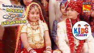 Tapu Meets His Bride | Tapu Sena Special | Taarak Mehta Ka Ooltah Chashmah width=