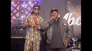 Tungekuwa na wasanii watano kama Diamond tungefika mbali - Mkubwa Fella