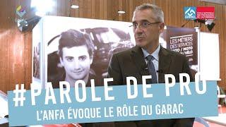 L'ANFA rappelle le rôle du GARAC dans la Branche des Services de l'Auto et de la Mobilité