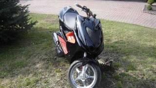 getlinkyoutube.com-Aerox Custom Projekt 2007-2011