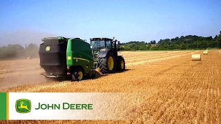 Beat the record and win! John Deere