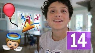 getlinkyoutube.com-Happy 14th Birthday Caleb!
