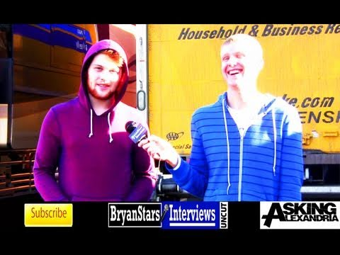 Asking Alexandria Interview Danny Worsnop UNCUT 2011