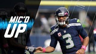 getlinkyoutube.com-Russell Wilson Mic'd Up vs. Falcons (2016) | NFL Films