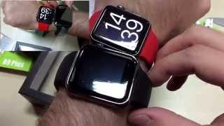 getlinkyoutube.com-Smartwatch A9 - Unboxing - Rozpakowywanie - Apple Watch copy