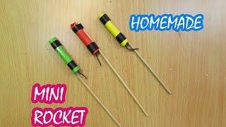 getlinkyoutube.com-How to Make a Mini Rocket (Home Made) - Easy tutorials
