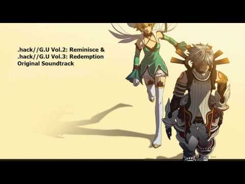 .hack//G.U GAME MUSIC OST 2 - Unacknowledgable Space