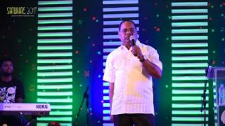 Day 13 Saturate 2017 - Word by Prophet Samachan