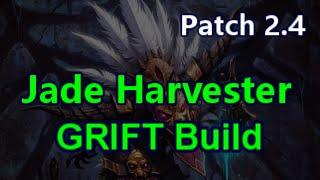 getlinkyoutube.com-Witch Doctor Jade Harvester Greater Rift 77-80+ Build Diablo 3 Reaper of Souls
