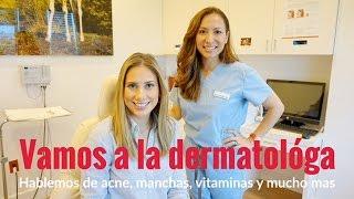 getlinkyoutube.com-Hablemos de manchas, acne, vitaminas y mas con la dermatologa - Carolina Ortiz