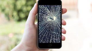 getlinkyoutube.com-How To Fix a Cracked iPhone Screen