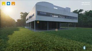 getlinkyoutube.com-UE4Arch.com - Villa Savoye