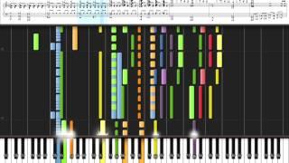 getlinkyoutube.com-Super Smash Bros. Brawl Theme on Synthesia
