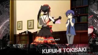 getlinkyoutube.com-Date A Live 2 Kurumi Bra Scene [HD]
