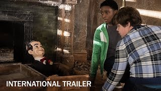 Goosebumps 2: Haunted Halloween - International Trailer
