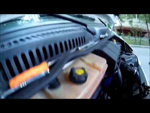 Замена прокладки клапанной крышки Ситроен Джампер 2 0 HDI