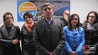 Presentazione della sede elettorale Ignazio Spanò sindaco - www.canalesicilia.it