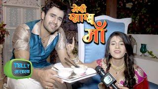 getlinkyoutube.com-Exclusive: Pearl And Hiba's Compatibility Test | Meri Saasu Maa | Zee TV