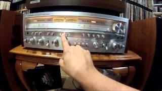 getlinkyoutube.com-Vintage Pioneer stereo garage sale haul