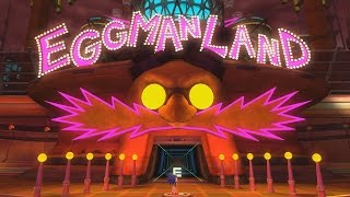 Eggmanland for Sonic Generations - Walkthrough