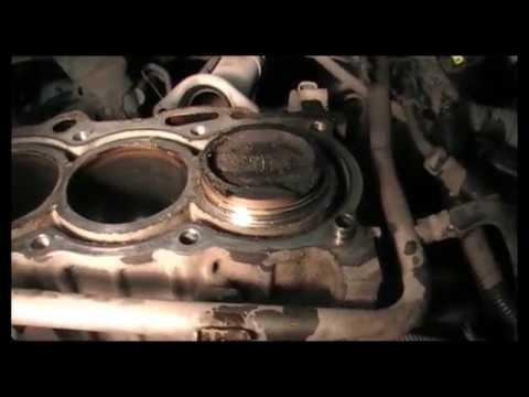 Модернизация поршней двигателя 1ZZ-FE, Toyota Corolla 120