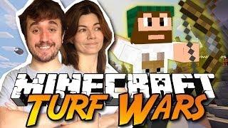 getlinkyoutube.com-SOLDADO NEYMAR! - Minecraft: Turf Wars #01