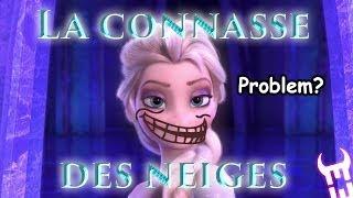 getlinkyoutube.com-La Connasse des Neiges (Frozen Bitch) - Libérée délivrée