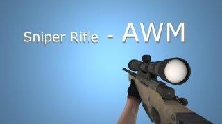 getlinkyoutube.com-New Weapon Animation   AWM