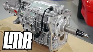Mustang Ford Racing T5 Transmission M-7003-Z (World Class Heavy Duty T-5/T5z)