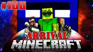 getlinkyoutube.com-Die ANKUNFT - Minecraft Arrival #100 (Finale) [Deutsch/HD]