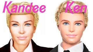 getlinkyoutube.com-Ken (Barbie) Doll MakeUp Transformation