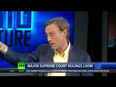 Full Show 6/17/13: Time to Nationalize Our Intelligence Industry